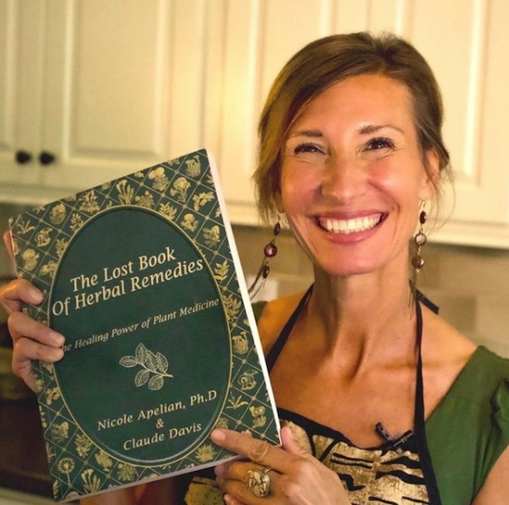 The Lost Book of Herbal Remedies Author