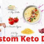 Custom Keto Diet Review – 8 Week Custom Keto Diet Plan