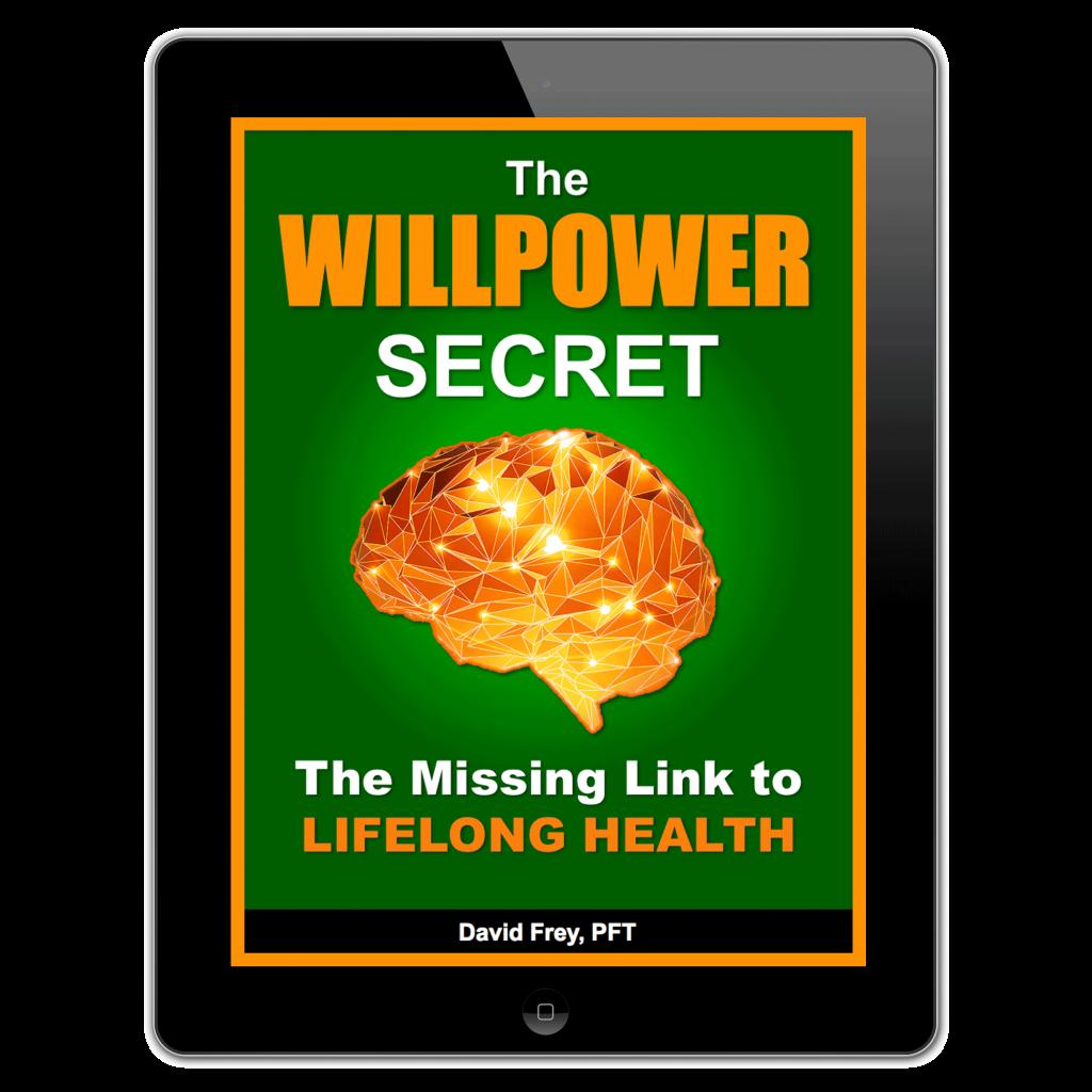 The Willpower Secret
