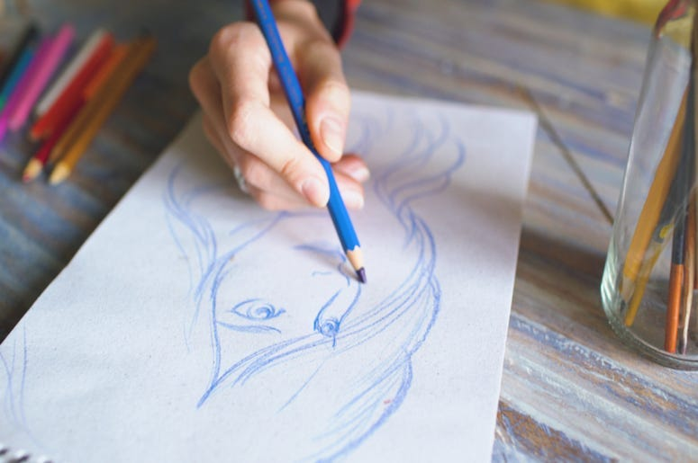 Sketch soulmate