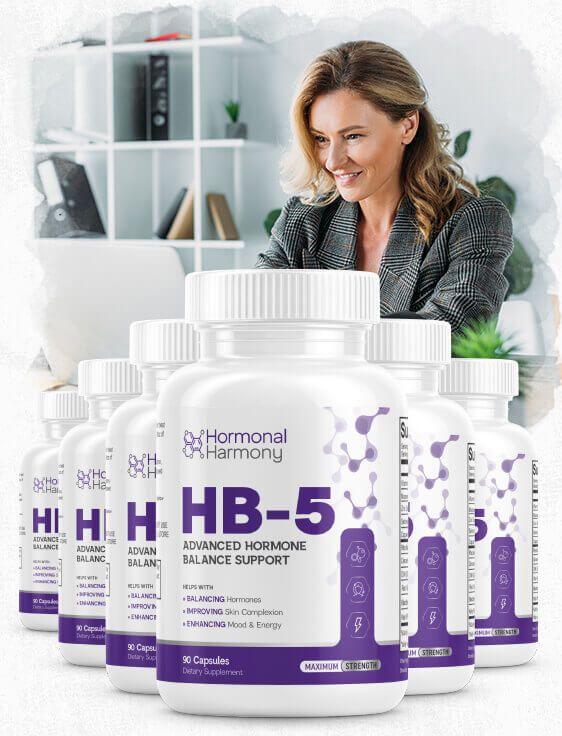 hormonal harmony hb5-