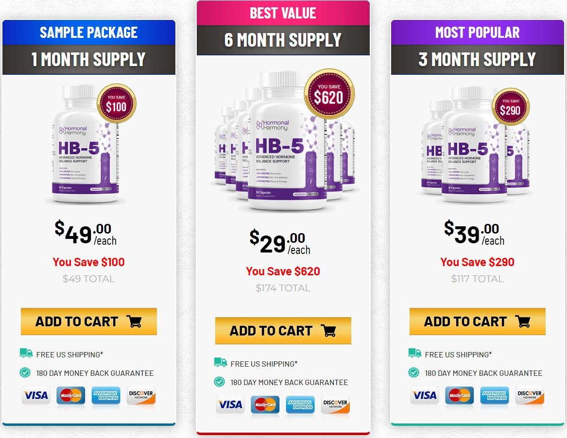price HB-5