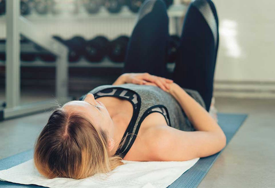 pelvic floor strong