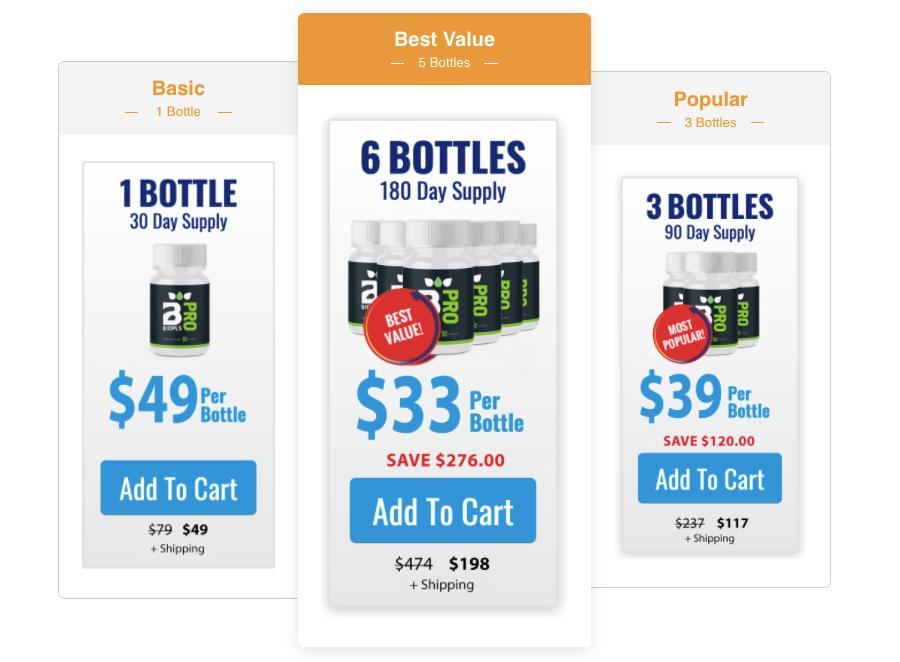 BioPls Slim Pro Price
