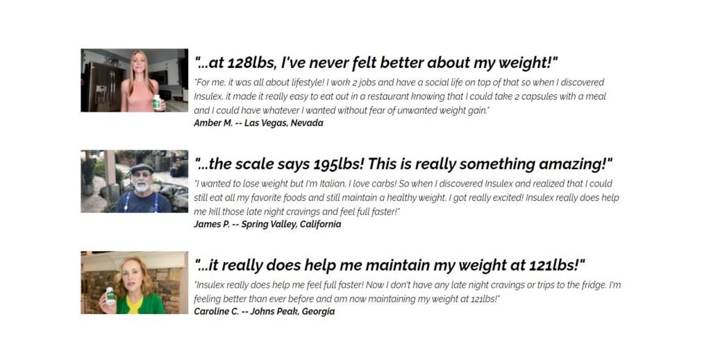 Insulex Customer Reviews