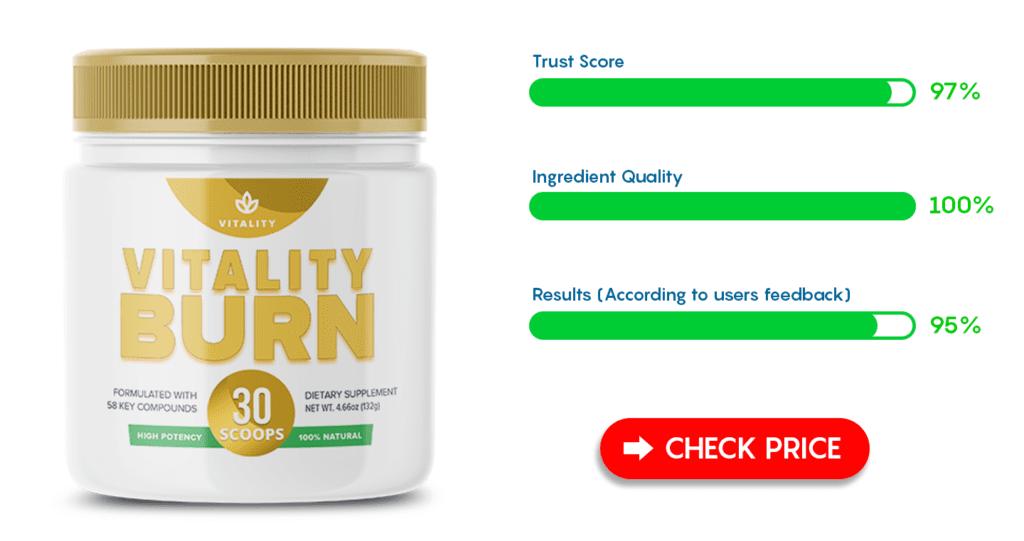 vitality burn review